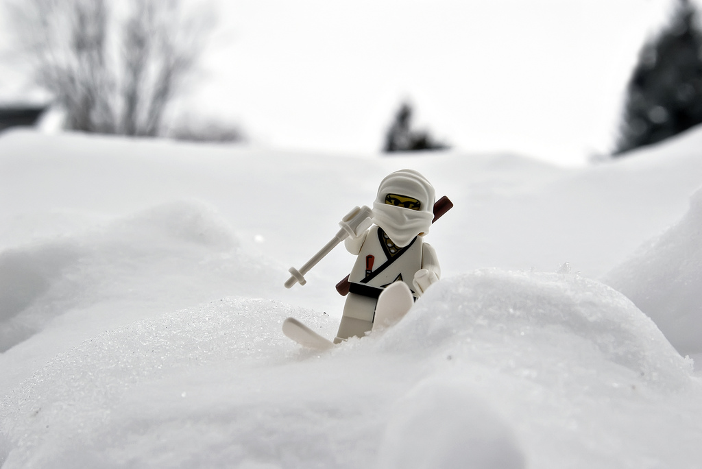 ninja snow