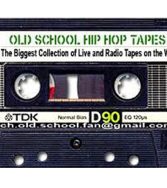 old school hip hop tapes