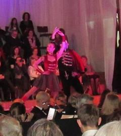 suite de balet cu decor uman raluca medeleanu arad culture