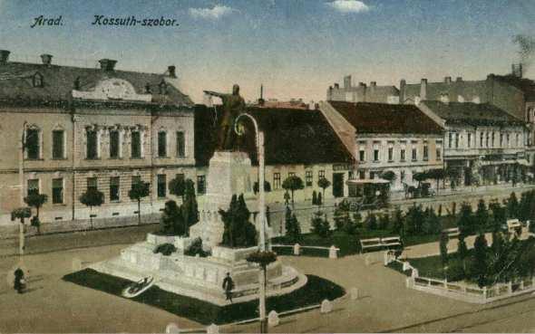 015-a-bulevardul-revolutiei-statuia-kossuth-lateral
