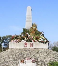 Monumentul celor 13 Generali Martiri