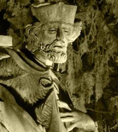 STATUIA Sfântului Ioan Nepomuk