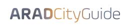 arad city guide logo