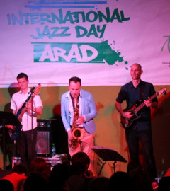 International Jazz Day Arad Culture