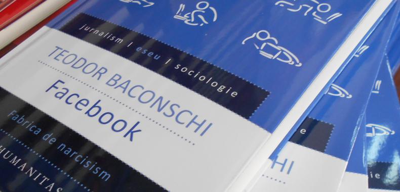 Teodor Baconschi Facebook Fabrica de narcisism