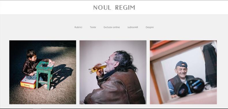 noul regim site