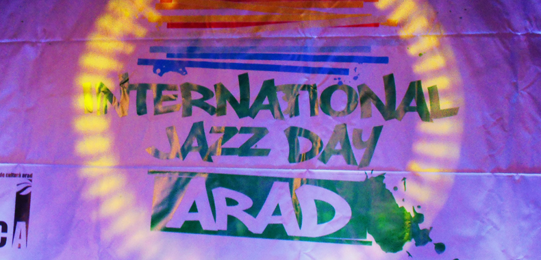 international jazz day arad 2016