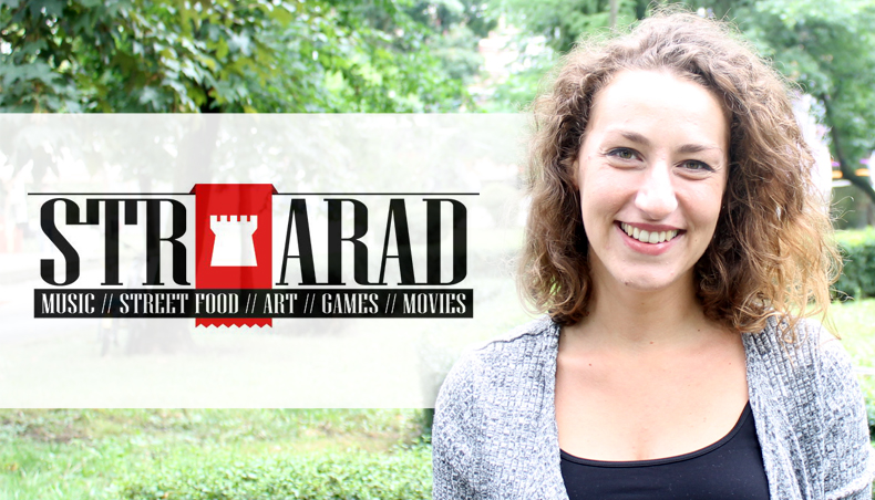 Despre StrArad cu Anda Ionescu
