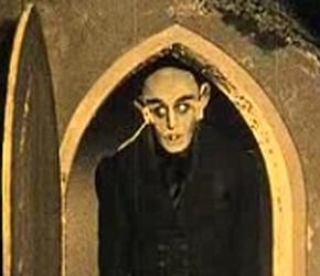 Nosferatu la StrARAD
