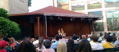 Un bărbat și mai multe femei - teatrul de vara ethos arad