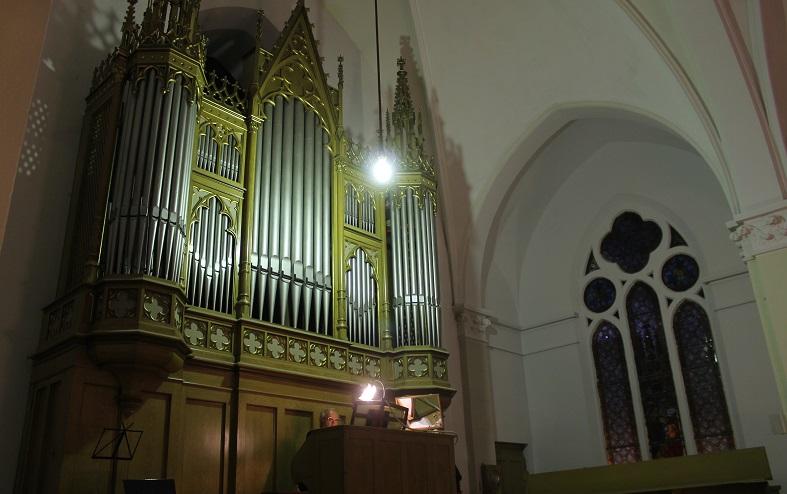 recital de orga felician rosca arad timorgelfest 2018