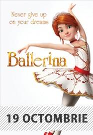Ballerina @ Cinema Solidaritatea