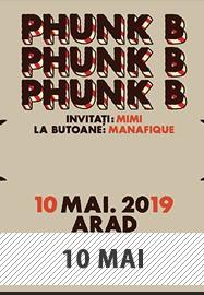 CONCERT Phunk B @ Club Flex