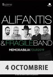 Alifantis & Fragile Band @ Sala Palatului Cultural Arad