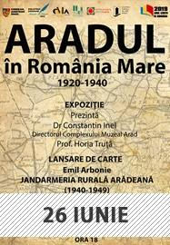 Aradul în România Mare