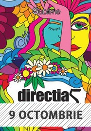 Direcția 5 @Arad - Muzică flori și poezie