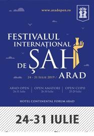 Festivalul Internațional de Șah Arad Open 2019