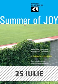 ne vedem joi - Summer of JOY