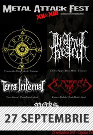 Metal Attack Fest 12 Arad