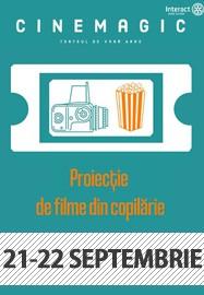 Cinemagic @ Teatrul de vară