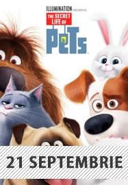The Secret Life of Pets @ Cinema Solidaritatea