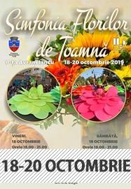 Simfonia Florilor de Toamnă Arad 2019