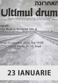 Auschwitz – Ultimul drum @ Sala Clio