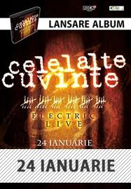 Celelalte Cuvinte - Electric Live @ Club Flex