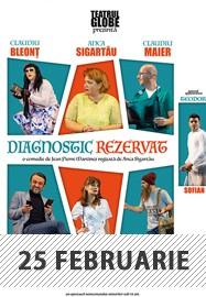 Diagnostic rezervat @ Sala Palatului Cultural ARAD