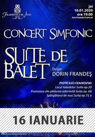 Suite de balet @ Sala Palatului Cultural Arad