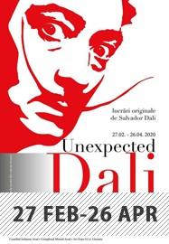 Unexpected Dalí @ Muzeul de Artă ARAD