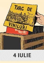 Târg de Viniluri - editia a V-a @ Terasa Flex