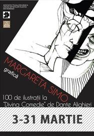 Margareta Simo - 100 de ilustrații la Divina Comedie de Dante Alighieri