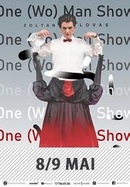 One Wo-Man Show - PREMIERĂ @ Teatrul Clasic Ioan Slavici - MAI