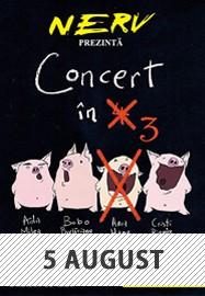 Concert Ada Milea @ Nerv Arad