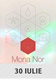 Mona Nor - Roșu @ Muzeul de Artă - sala ki